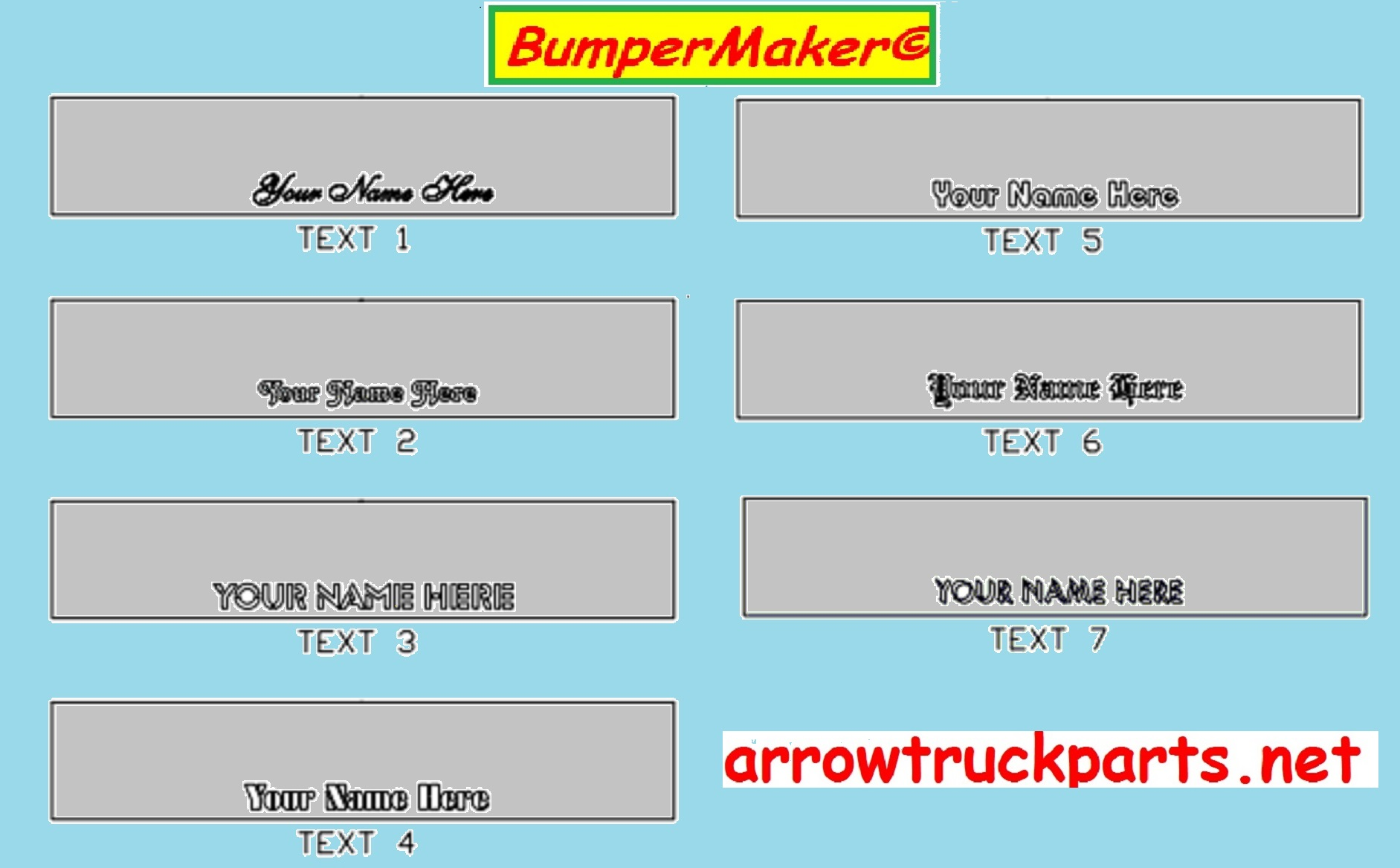 BumperMaker: Freightliner Cascadia 2008 To 2016: Replaces OEM ...
