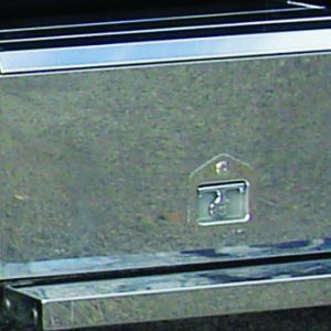 PB - 379,388, 389 REAR TOOL BOX - STAINLESS