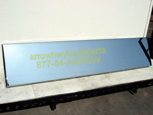 """Freightliner Classic Bumper: '84 - '99 """"Box End"""""""