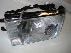 Volvo WIA / WCA Headlamp Assembly-Left