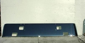 "Kenworth K100E Chrome ""Cabover"" Bumper"