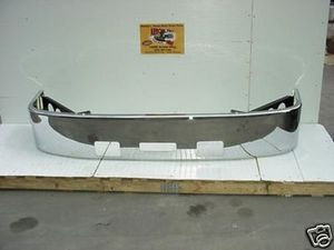 Freightliner Columbia Bumper. Fits '02 to '07