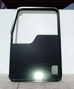 Kenworth Door Shell: Left Side Daylight Door