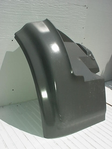 International 4700 / 4900 Fender Extension Fits: '89-'03- Left
