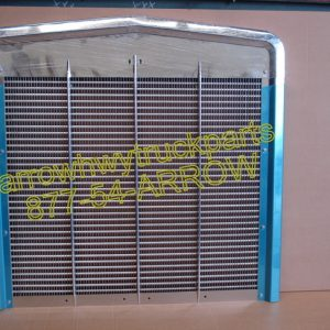 Kenworth W900b New Aftermarket Grille Assembly
