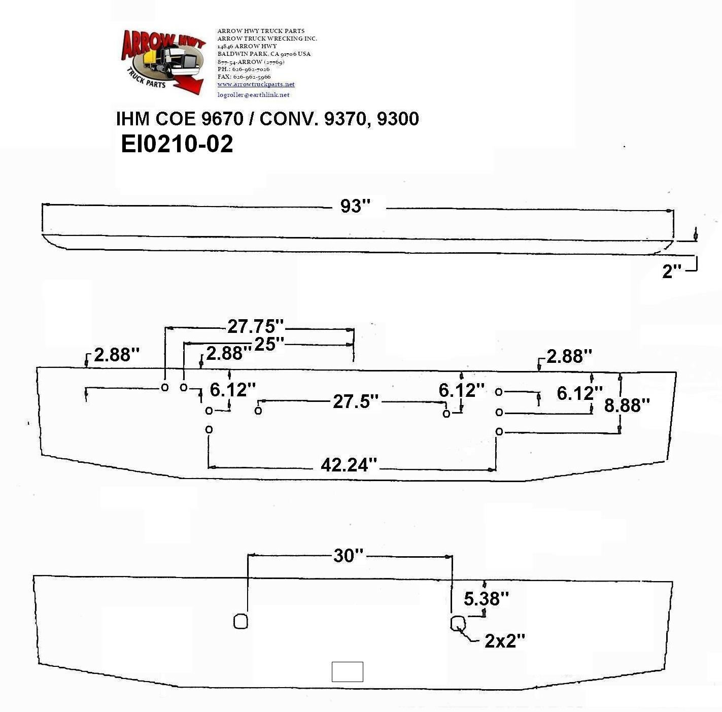 International 9200i Wiring Diagram Trusted 1984 S1900 Truck Diagrams 2006 For